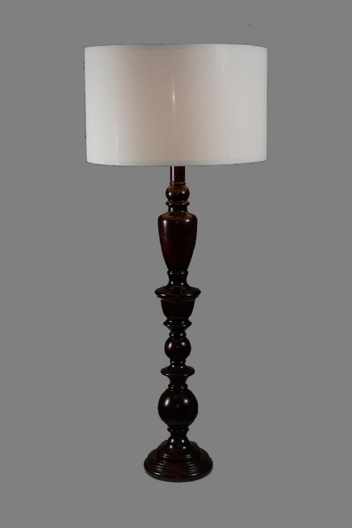 elegant wooden table lamp and shade table lamps. Black Bedroom Furniture Sets. Home Design Ideas