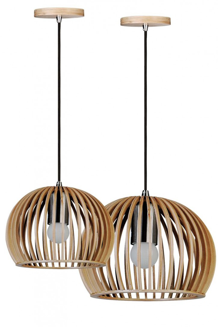 PLYWOOD CEILING PENDANTS