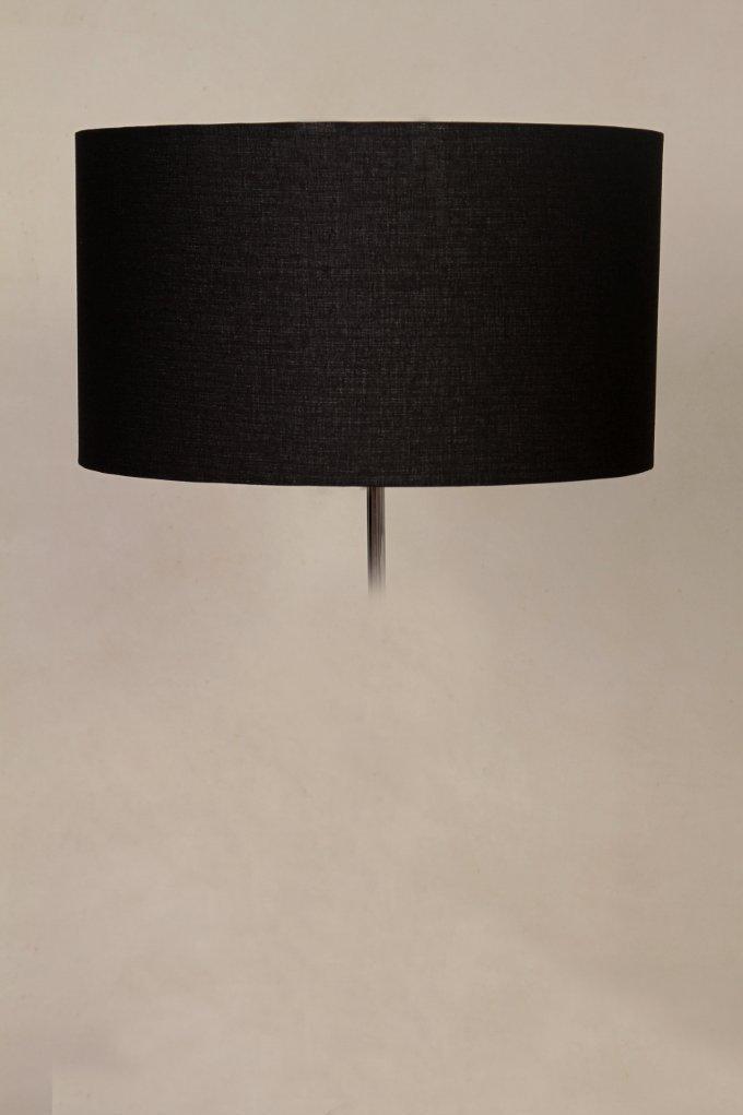 Black Linen Drum